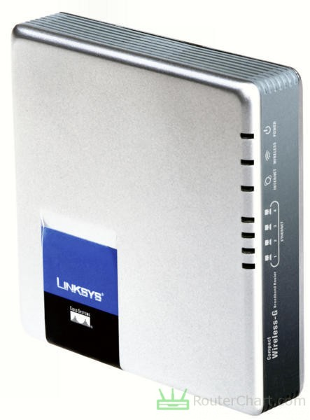Linksys WRT54GC / WRT54GC