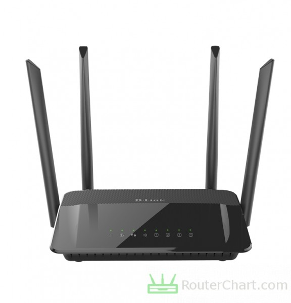 D-Link Wireless AC1200 / DIR-842