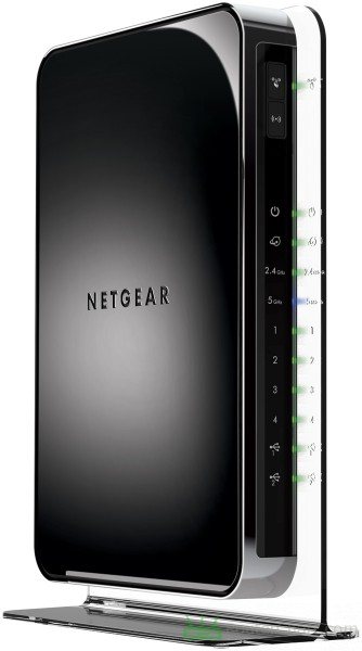 how to get into my netgear router