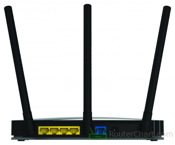 Netgear N450 WNR2500 review and specifications - RouterChart com