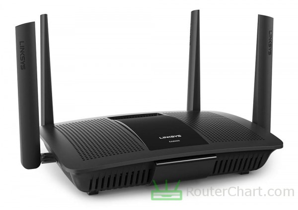 Linksys EA8500 Max-Stream AC2600 review and specifications