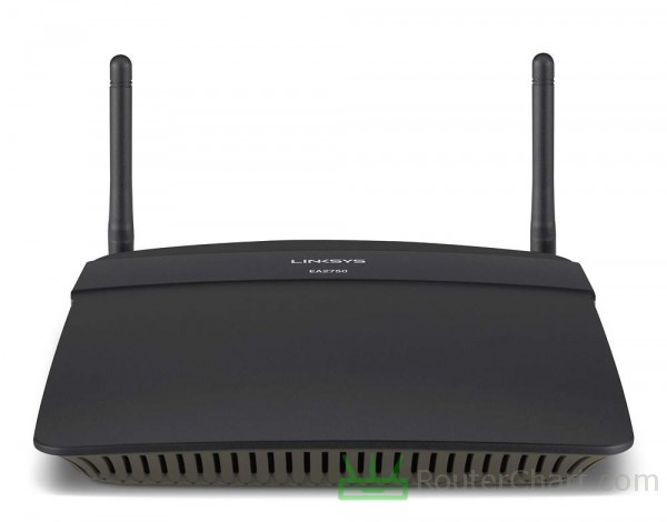 Linksys EA2750 Smart Wi-Fi  N600 / EA2750