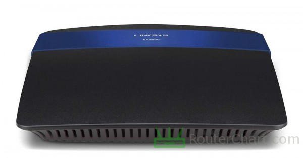 Linksys EA3500 Smart Wi-Fi  N750 / EA3500