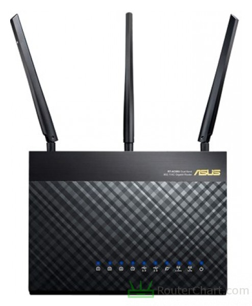 Asus RT-AC68A / RT-AC68A