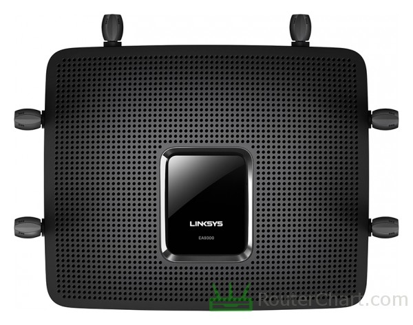 Linksys EA9300 Max-Stream AC4000 review and specifications